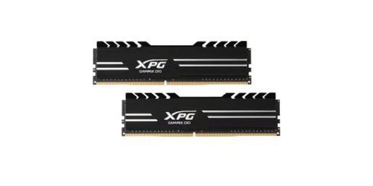 ADATA XPG Gammix D10 16GB DDR4-2666