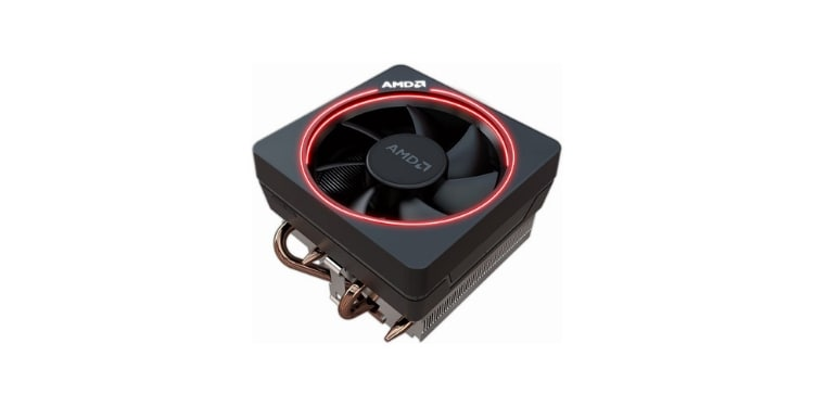 AMD Wraith Stealth Air Cooler