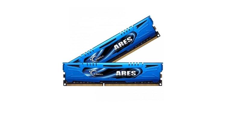 G.Skill Ares 8GB DDR3-2400 RAM