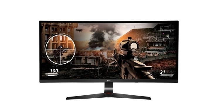 LG 34UC79G-B Ultrawide Gaming Monitor
