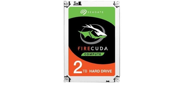 Seagate FireCuda 2TB 2.5 Inch SSHD