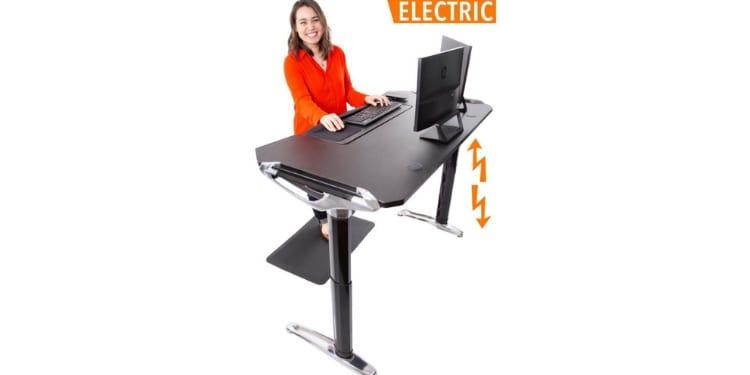 Stand Steady Tranzendesk Executive Standing Desk