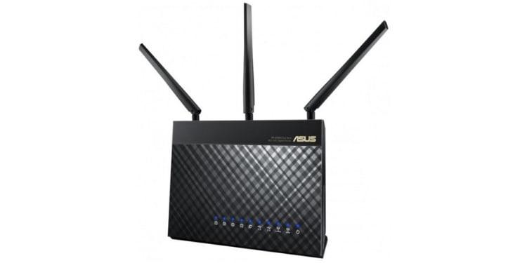ASUS AC2900 (RT-AC68U)