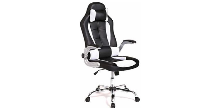 BestMassage High-back Racing Style Gaming Chair