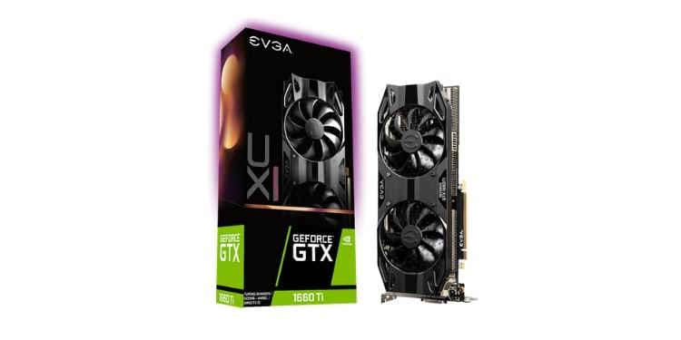 EVGA XC Ultra GTX 1660