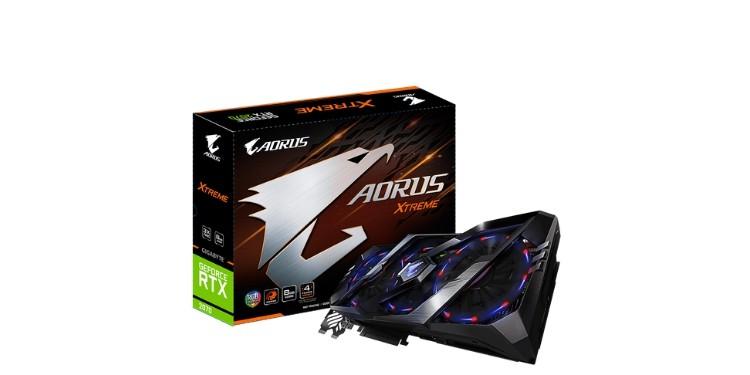 Gigabyte AORUS Xtreme RTX 2070