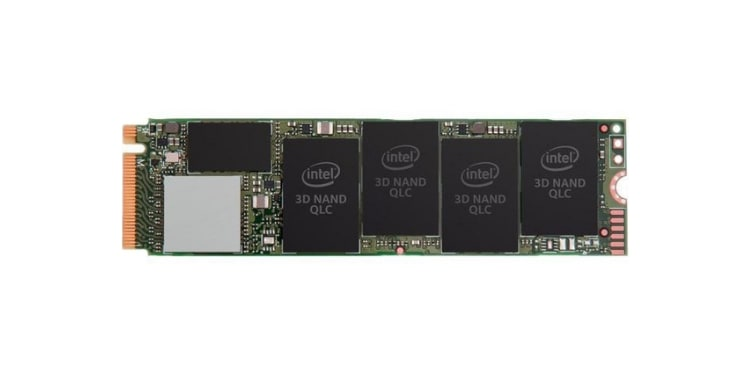 Intel SSD 660p Series 512GB