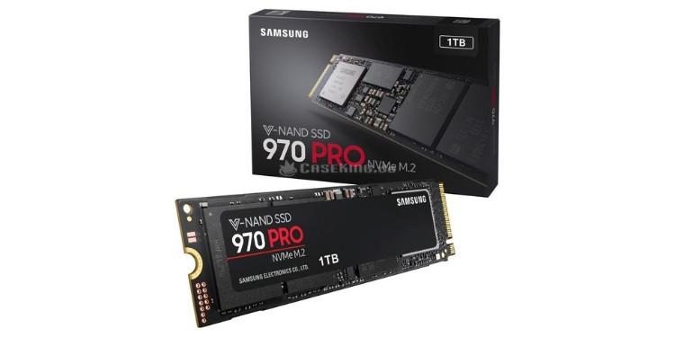 Samsung SSD 970 Pro
