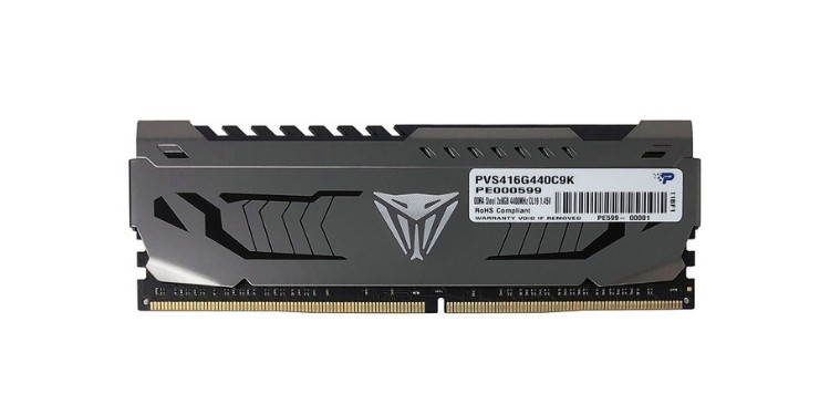 Patriot Viper Steel Series Performance Memory Kit 16GB