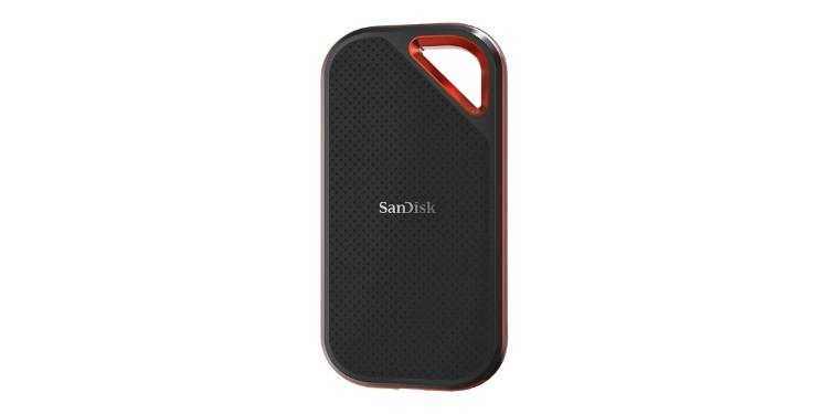 SanDisk Extreme Portable External SSD