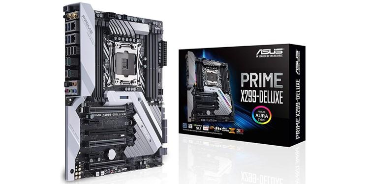 ASUS PRIME X299-DELUXE Motherboard