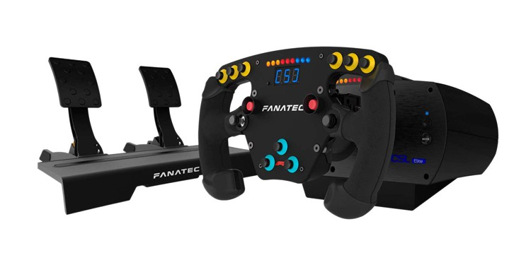 Fanatec CSL Elite F1 Set