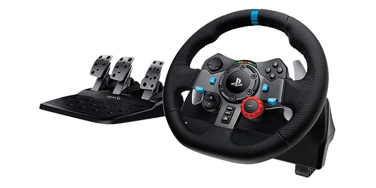Logitech Dual-motor G29 Gaming Wheel